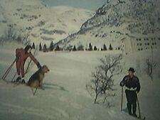 postcard used no stamp norway norge bergensbanen vatnahalsen hotel