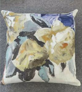 """Designers Guild Cushion Pillow Cover 17""""  """"Viola"""" Heather NEW"""