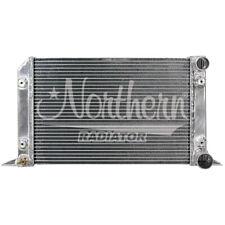 Scirocco All Aluminum Radiator - 21 1/2 x 12 9/16 x 3 1/8 (No Fill Neck)