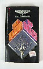 No Blade of Grass by John Christopher 1980 Paperback Alternative Cover Art Avon