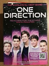 One Direction 1d - ALCANCE for the stars ~ pop-rock Biografía GB DVD