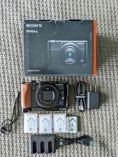 Sony Cyber-shot DSC-RX100 VII - With extras