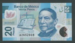 MEXICO 20 PESOS 2006   P- 122b UNC