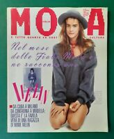 MODA Dicembre 1988 58 Ivelin Giro+SOPHIE MARCEAU+DURAN+CYNDI LAUPER Patty Pravo