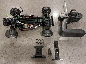 Tamiya DT-02 Running Chassis - Hardly Used, Can Be Used For The Following Cars: