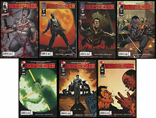 Berserker Comic Set 0-1-2-3-4-5-6 Lot Complete Cvr B Collection + NYCC Variant
