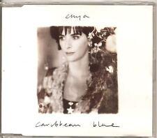 ENYA Caribbean Blue Orinocco Flow Angeles 3 track GERMANY CD single