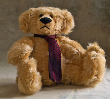 NWT OOAK Artist Teddy Bear  ~ Ferdie by Lisa Bunting Thoms ~ 1999 Vintage