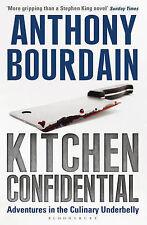 Kitchen Confidential Anthony Bourdain 0747553556