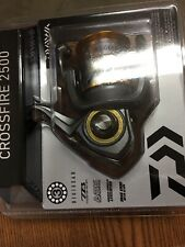 DAIWA CROSSFIRE 2500 SPINNING REEL CLAM PACK