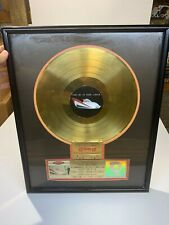 """RIAA SALES AWARD RECORD CASSETTE NEWSBOYS  """"TAKE ME TO YOUR LEADER"""" Christian"""