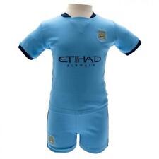 Manchester City FC Shirt and Short Set 6/9 mths NC