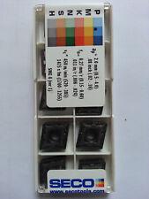 10 Seco  Wendeplatten CNMG160612-MR7,TK2001 NEU inkl.19% MwSt.