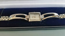 Seksy by Seconda diamonte watch only worn once needs battery
