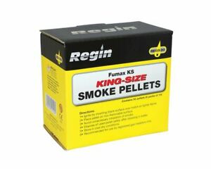 Regin Fumax King Size Single Smoke Pellets (BOX OF 50) REGS30 60 seconds burn
