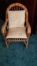 Wicker Conservatory Country Chairs
