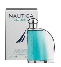 Nautica Classic Cologne Men Perfume Eau De Toilette Spray 100 ml 3.4 oz New EDT