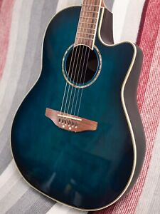 Ovation Celebrity CC24 - Electro acoustic guitar with branded case