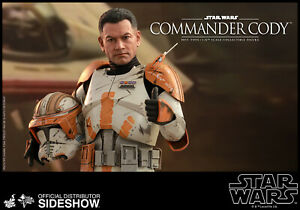 Hot Toys MMS524 Star Wars Episode III Revenge of the Sith Commander Cody MIB