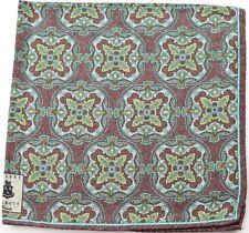 NEW Robert Talbott Wool Pocket Square NWT