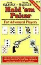 Hold'em Poker for Advanced Players : 21st Century Edition by David Sklansky and