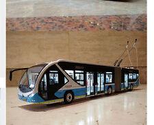 1:43 Forton BJD WG 180F Dual-source Trolley Bus #1 Die Cast Model