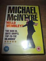 Michael McIntyre - Live 2009 - Hello Wembley (DVD, 2009)