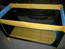 Kinderbett Kinderreisebett m Einlageboden zusätzl Matratze+Unterlagen+Überzüge+e