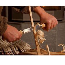 Mora 220 Wood Splitting Shaver Carving Plane Draw Push Carpentry Kindling Knife