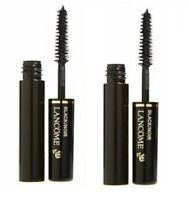 Lot of 2 Lancome Definicils Black Mascara 2.07ml x2  Travel Size New