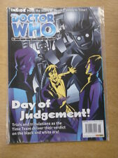 DOCTOR WHO #316 2002 MAY 1 BRITISH WEEKLY MONTHLY MAGAZINE DR WHO DALEK