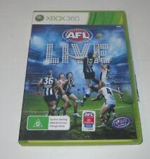AFL Live - Xbox 360 - 2011 - edc