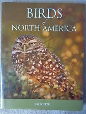 Birds of North America Jim Roetzel HC with DJ ~ FREE SHIPPING