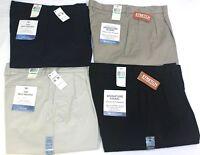 Men's Dockers Best Pressed Signature Khaki Pleated Classic Fit Cotton Pants