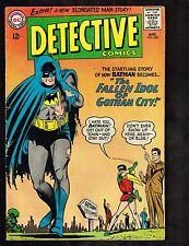 Detective Comics #330 ~ Batman & Robin ~  (5.0) WH