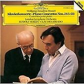 Wolfgang Amadeus Mozart - Piano Concertos Nos. 21 & 23 (1983) SUPERB CONDITION