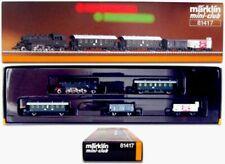 Marklin Z Scale 81417 Austrian Passenger Train with Freight Service Set Box - C8