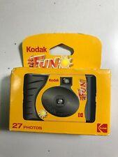 LA PRIMA ! Kodak Fun Macchina Fotografica Usa e getta 27 Foto VINTAGE ... LEGGI