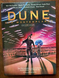 Dune Blu-ray 1984 Cult Sci-Fi Movie Classic Media Book