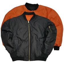 Best Selling Bomber MA1 Jacket Reversible Original Military Bomber Flight Jacket