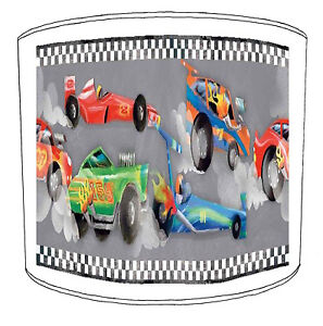 NASCAR Lampshades Ideal To Match Cars Motorsport Wall Decals Stickers Wallpaper
