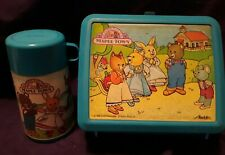Maple Town Vintage Lunchbox and Thermos Aladdin 1988