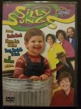 Toddler's Next Steps: Silly Songs (DVD, 2003) Sharon, Lois & Bram NEW SEALED OOP