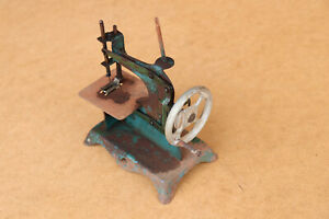 Old Antique Vintage Miniature Child's Sewing Machine Children Toy Early 1950's