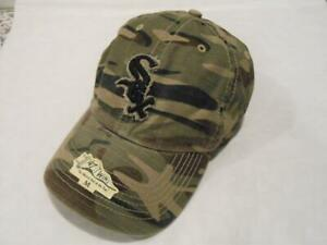 Just Found! Chicago White Sox Camo 47' Brand Twins Franchise Hat Size M B152