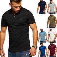 Jack & Jones Herren Poloshirt Polohemd Polo Shirt Basic Herrenshirt Kurzarmshirt