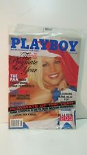 Playboy Magazine June 2001 Playmate of The Year Brande Roderick Eb2687