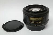 smc Pentax FA 1,4 / 50 mm  Objektiv gebraucht