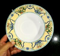 Beautiful Villeroy Boch Castellina Rimmed Soup Bowl