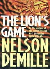 The Lion's Game: Number 2 in series,Nelson DeMille
